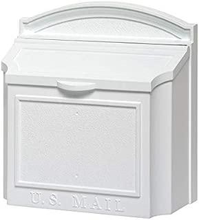 Whitehall 16138 Wall Mailbox White