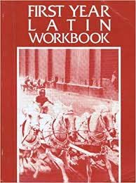 First Year Latin Workbook