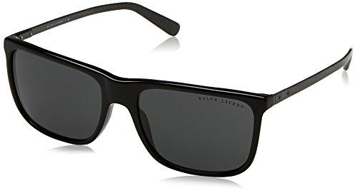 Ralph Lauren 0Rl8157 Gafas de sol, Black, 58 para Hombre