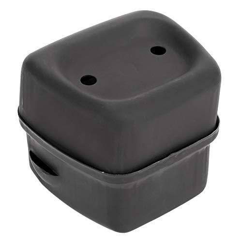 WANZSC Piezas de Repuesto del Protector de enfriamiento de Escape del silenciador para 142137141 36 41, silenciador de Escape de Motosierra