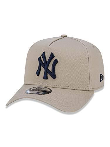 Boné New York Yankees New Era, Mlb, Masculino, Bege, U