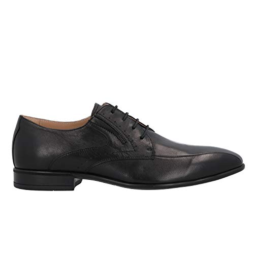 scarpe francesine uomo Nero Giardini Francesine Nero Scarpe Uomo 1411 DryGo E001411U 43