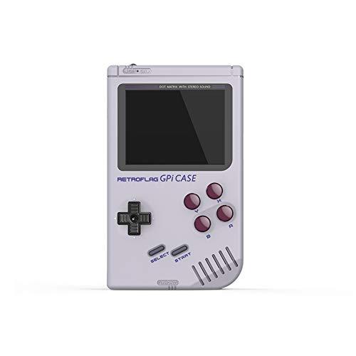 Arcade Classique, Gamepad Controller, sans Fil Manette, Controleur De Jeu Mobile Portable, Mobile Prenant Controleur, Jeu Aucune Latence pour Raspberry Pi Zero Zero W,Blanc