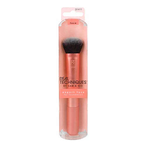 Real Techniques Expert Face Brush-VERY FAST SHIPPING...