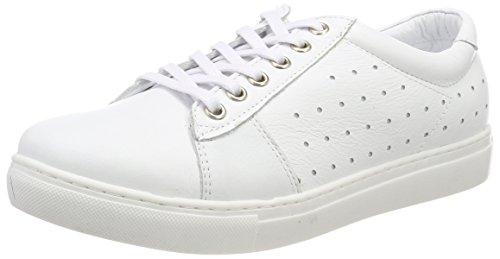 Andrea Conti 0345719, Zapatillas Mujer, Blanco, 39 EU