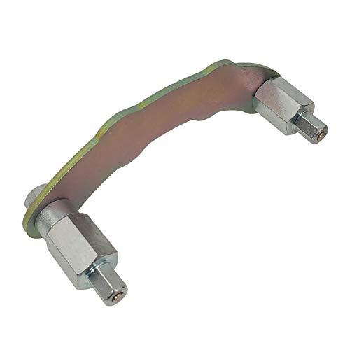 Irfora Nockenwellenverriegelungswerkzeug, Austausch des Nockenwellen-Verriegelungswerkzeugs für Subaru Impreza WRX Forester Legacy Outback Baja EJ255 EJ257 2.0 2.5 DOHC-Turbomotoren