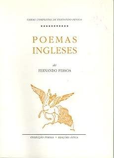 Poemas Ingleses: Antinous, Inscriptions, Epithalamium, 35 Sonnets E Dispersos (Obras Completas de Fernando Pessoa)