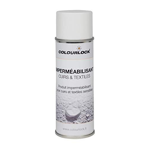 Spray imperméabilisant pour cuirs et textiles COLOURLOCK®, 200 ml
