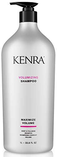 Kenra Volumizing Shampoo | Maximize Volume | Fine To Medium Hair | 33.8 fl. Oz