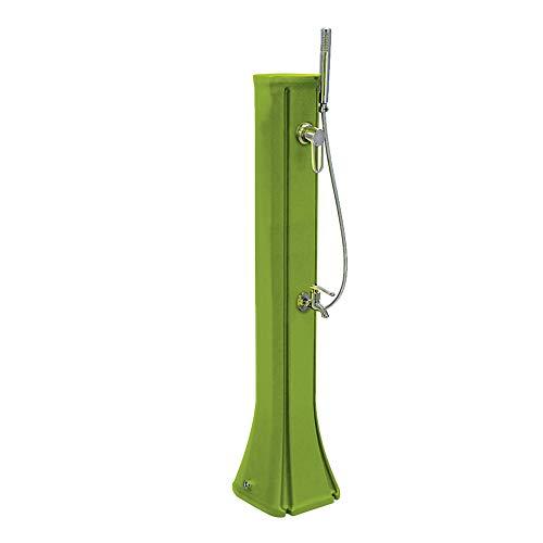 Formidra, douche solaire de jardin avec réservoir de 23L