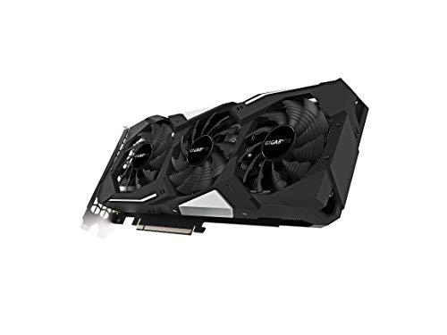 Gigabyte GeForce GTX 1660 Gaming OC 6G Graphics Card, 3X Windforce Fans, 6GB 192-bit GDDR5, Gv-N1660GAMING OC-6GD Video Card