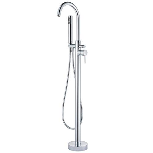free standing tub and faucet - 9