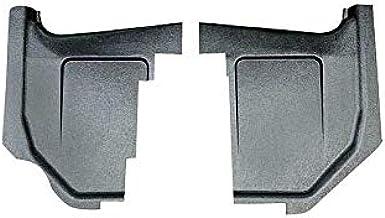 MACs Auto Parts 44-41050 Mustang Instrument Bezel with Black Camera Case Finish