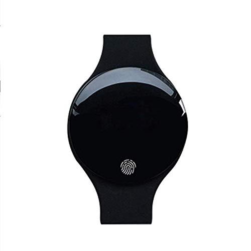 xiaoxioaguo Reloj inteligente para hombre y mujer, deportivo, podómetro, pulsera de fitness, reloj electrónico