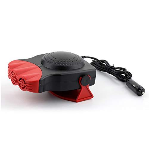 Ba30DEllylelly Universal 12V 150W Coche Ventilador de refrigeraci¨n del veh¨ªculo Calentador Caliente Caliente Desempa?Ador Desempa?Ador Accesorios Esenciales