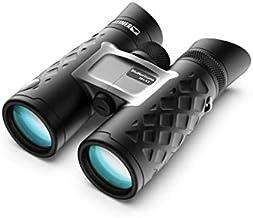 Steiner BluHorizons - Prismáticos (10x42, tecnología de Lente única, protección de los Ojos, Gran Aumento, Ideal para Las Vacaciones en países soleados, Actividades al Aire Libre y Deporte)