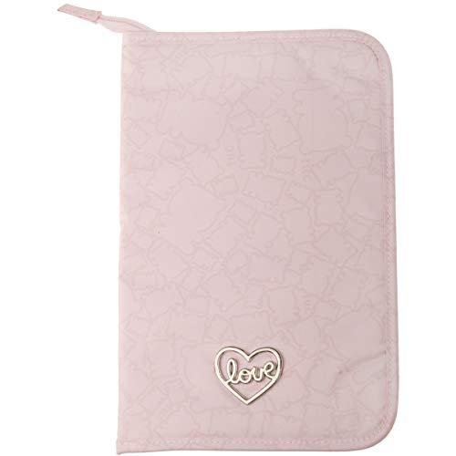 Tuc Tuc Biscuit BB Love - Porta documentos, color rosa