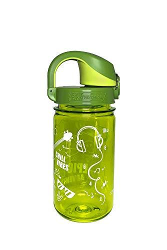 Nalgene Otf Kids - Borraccia per bambini, 0,35 l, colore: Verde