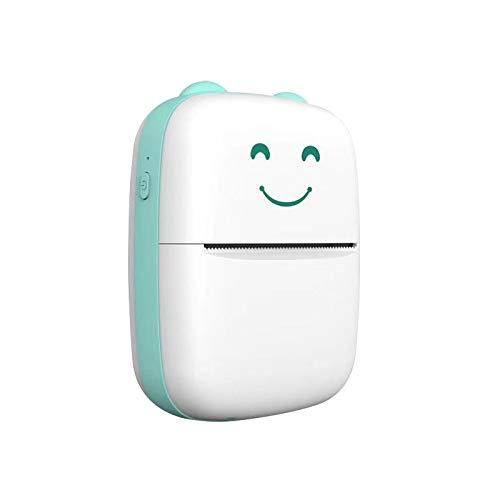 WORUIJIA Mini impresora térmica inalámbrica portátil de etiquetas para iOS Android, impresoras de...