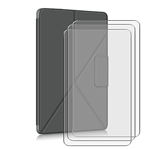 JIENI Funda para Lenovo Tab P11 Pro (11.50) Pulgadas, Funda Protectora anticaídas, Funda estabilizadora magnética + 3 Pieza de Protector de Pantalla
