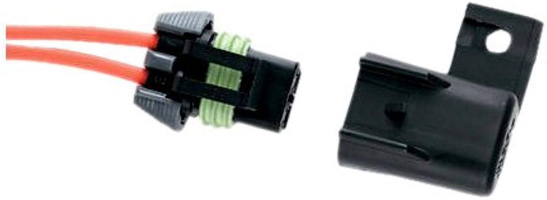 Ancor 607020 Marine Grade Electrical Waterproof InLine Fuse Holder (ATM, 12Gauge, 30Amp)