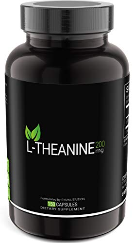 L-theanine 200 mg - 120 V-Capsules