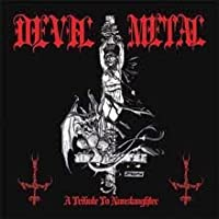 V/A - DEVIL METAL A TRIBUTE TO NUNSLAUGHTER (1 CD)