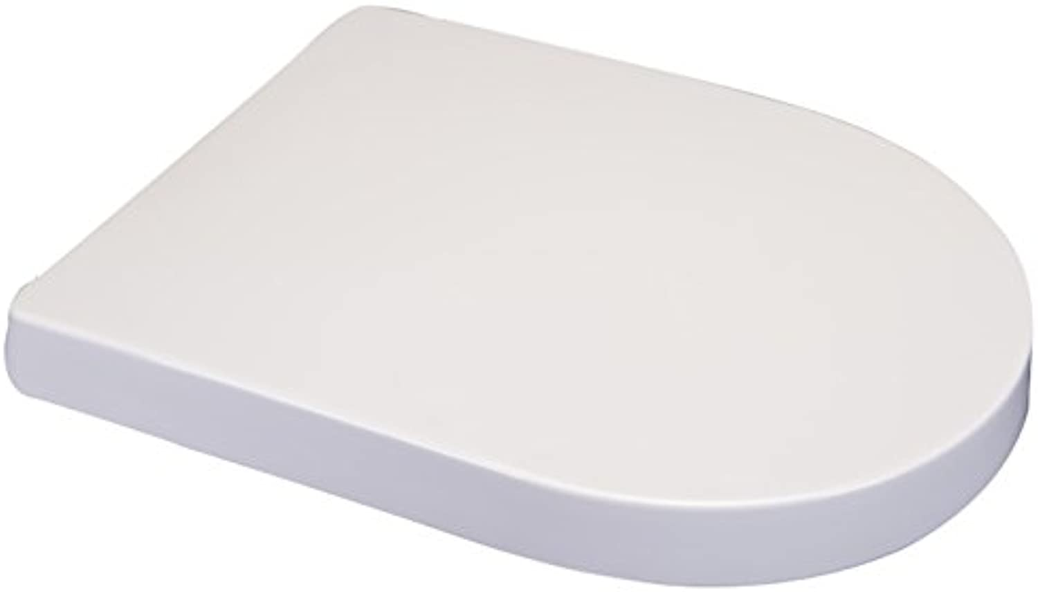Topsed A Toilet Seat Cover With A Cushioning Toilet Seat Cover,Large U Type Long 45.5Cm Wide 35Cmsimple And Comfortable General Slow Down Comfort Antiseptic European