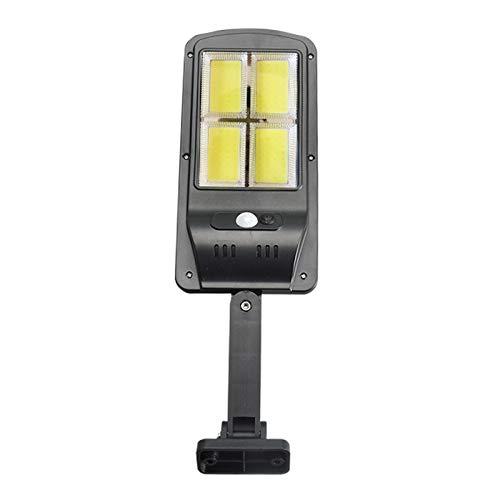 Baoblaze Lámpara de Calle LED con Energía Solar para Exteriores IP65 a Prueba de Agua Fácil de Instalar con Tornillos - 200W