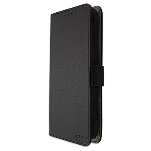 caseroxx Tasche für Doogee S90 Bookstyle-Case in schwarz Hülle Buch