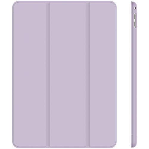 JETech Hülle Kompatibel iPad Mini 4, Schutzhülle mit Ständer Funktion & Auto Schlafen/Wachen, Helles Lila