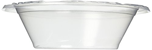 Blue Sky 40 Count Heavyweight Plastic Bowls, 12 oz., Clear
