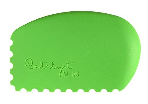 Catalyst Pebble Sculptor Nr. 3 grün