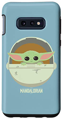 Galaxy S10e Star Wars: The Mandalorian The Child Pod Cartoon Case