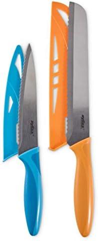 Zyliss E920188U Classic 2-Piece Serrated Knife Value Set