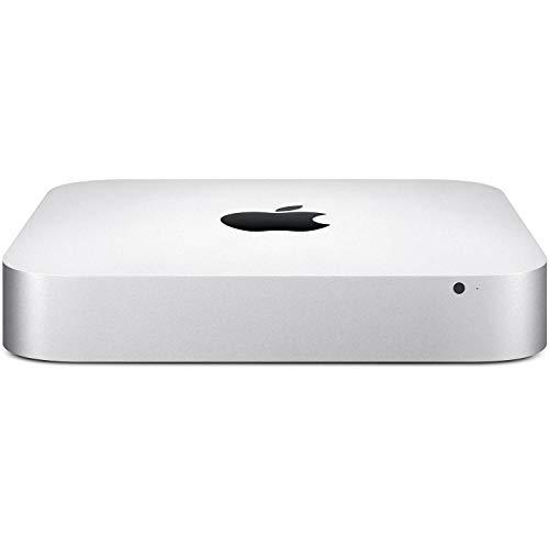 Apple Mac Mini MGEM2LL/A - Intel Core i5 1.4GHz, 8GB RAM, 500GB HDD - Silver (Renewed)