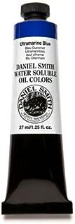 Daniel Smith 284390043 Water Soluble Oils Paint Tube, 37 ml, Ultramarine Blue