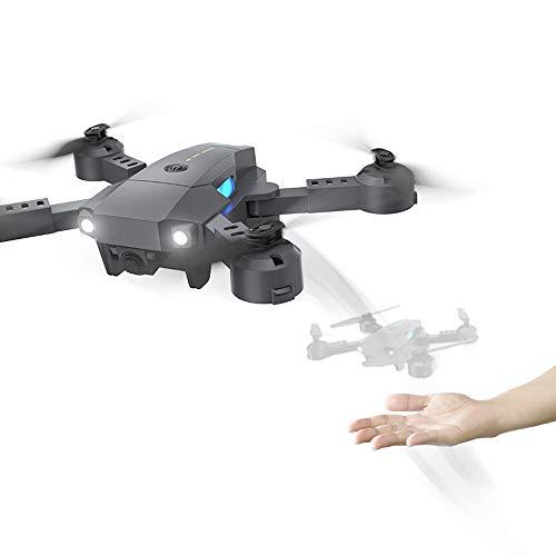 LOGO Drone Spielzeug Fahrt und Fly Kinder Fernbedienung Flugzeug Smart-Suspension Höhe Fliegen Boy Toy Play-Version ohne Luftlade Hubschrauber Mini Folding Flugzeug Entwickelt for Novizen-Jungen-Mädch
