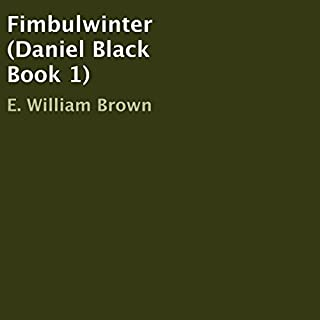 Fimbulwinter audiobook cover art