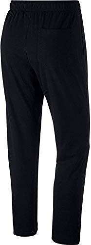 Nike Men's M Nsw Club Pant Oh Jsy Sport Trousers, Black/(White), X-Large