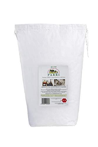 Farina tipo'2'macinata a pietra confezione da kg 5