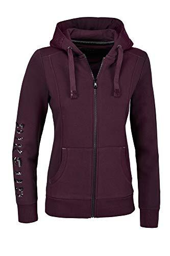 Pikeur Damen Sweater ILINA New Generation Herbst-Winter 2019/2020, Bordeaux, 34