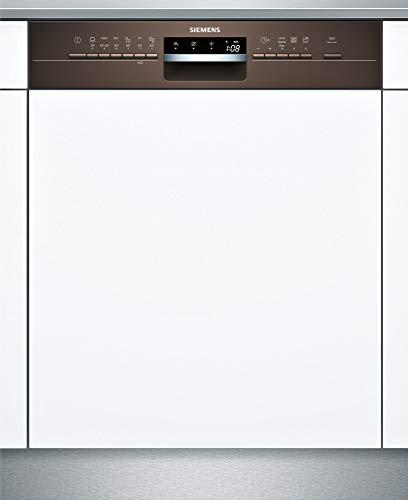Siemens iQ300sn536m00pe Semi integrierter 13places A + + Spülmaschine–Geschirrspülmaschinen (Semi Integriert, Full Size (60cm), braun, Knöpfe, 1,75m, 1,65m)