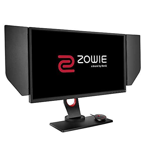 BenQ ZOWIE XL2546 24 Zoll 240Hz Gaming Monitor (DyAc, Black eQualizer, 1ms Reaktionszeit, Höhenverstellbar, Shields, S-Switch Controller) für PC-Spieler