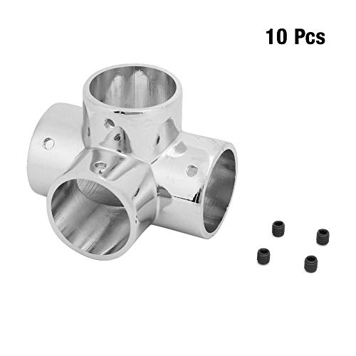 Delaman Air Compressor Valve 3 Port Brass Air Compressor Male Threaded Check Valve Tube Connector Tool Corrosion Resistance