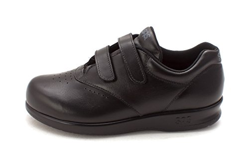 SAS Me Too Black 8.5 M (M) (B)
