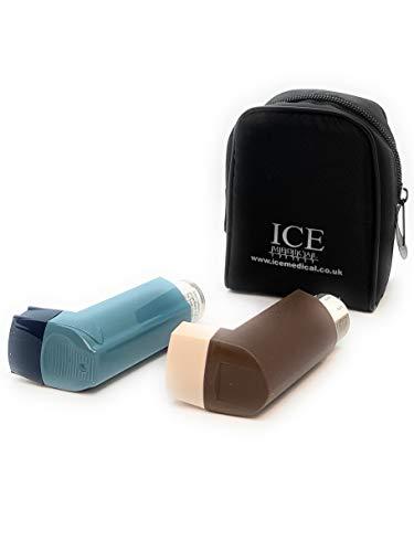 ICE Medical Inhaler Bag - Small (Black)