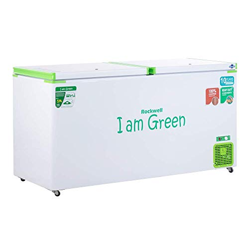 Rockwell – Convertible Green Freezer GFR550UC, 523 Litres,10 years Warranty...