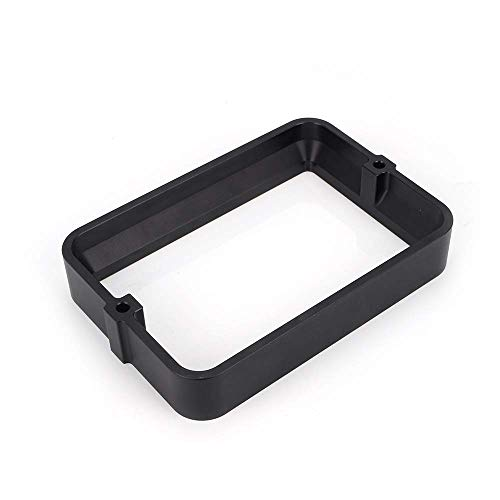 17812030mm Material Rack for DLP SLA 3D Printer Anodized Aluminium Resin Vat for Photon FEP Film Steel Ring Installed Metal 3D Printing Accessories