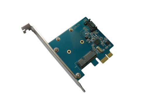 Kalea Informatique Controller-Karte PCIe mSATA + SATA - Schnittstelle SATA 3.0 / 6 GB